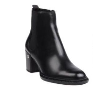 Neil Barrett Leather imported ankle boots